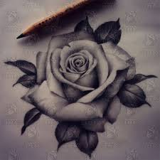 tattoo pictures of roses realistic rose drawing tattoo by madeleine hoogkamer darko s