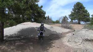 Colorado Ohv Trail Maps by Dirt Bike Trail Riding In Rampart Range Colorado Youtube