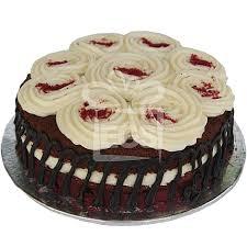 send 2lbs red velvet cake kitchen cuisine expressgiftservice