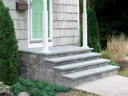 Covering Old Concrete Patio by Paving Stones Design Ideas Refacing Concrete Steps With Stone