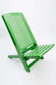 plastic deck chair just 5
