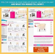 get ebay shop listing template design for furniture with
