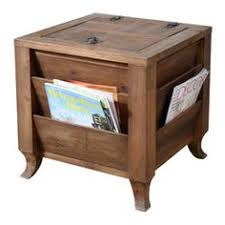 Chair Side Table With Storage End Tables With Storage Space Left Chair Side Reading Table