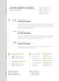 Resume The Work Plantilla Cv Plantillas Pinterest