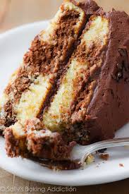 marble cake recipe with step by step photos sallys baking addiction