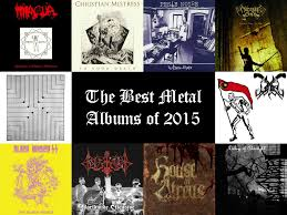pretty photo albums best metal albums of 2015 what is best in