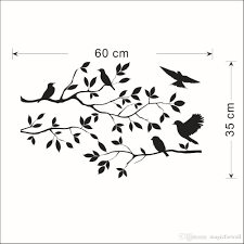 wall decals amazing black bird wall decals black birdcage wall full image for printable coloring black bird wall decals 57 black birdcage wall sticker material pvc