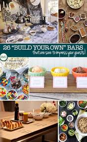 best 25 party food bars ideas on pinterest food bars nacho bar
