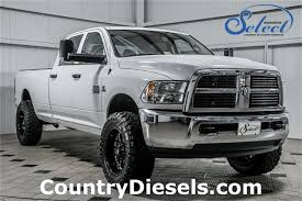 dodge 2012 ram 2500 2012 used ram 2500 slt leveled at country diesels serving