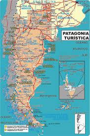 Patagonia South America Map by Hay Tantos Caminos Por Andar Rutas De La Patagonia Mapa