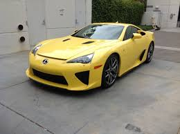 lexus lfa 0 60 more japan blog