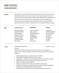 Examples Of Summary Statements For Resumes by Summary Resume Examples Professional Skills Summary Resume In Pdf