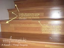 wood flooring stairs nosing wood flooring ideas