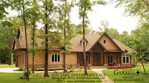 Mountain Cottage House Plans by Lake Breeze Cottage House Plan House Plans By Garrell Associates