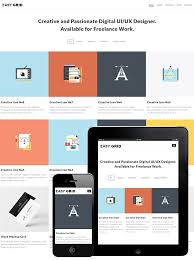 grid layout for wordpress easy grid wordpress theme best wordpress themes for creatives