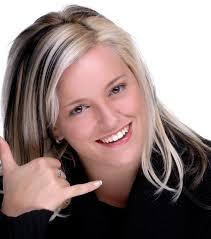 hair frosting for dark hair darker hair with platinum highlights dramatic blonde chunky