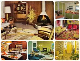 60s Home Decor Home Dcor Trends 50s 60s And 70s Homes 60s Decor Custom Decor