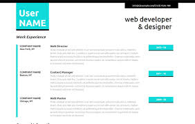 resume website template free resume bootstrap template developer color personal website