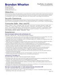 examples of resumes 89 marvelous effective resume samples