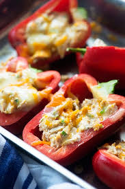 thanksgiving turkey recipe natashaskitchen cheese chicken stuffed peppers buns in my oven