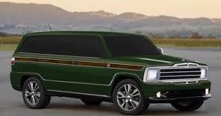 new jeep wagoneer concept jeep wagoneer concept auto car hd
