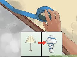 Popcorn Ceiling In A Can by How To Paint A Popcorn Ceiling With Pictures Wikihow