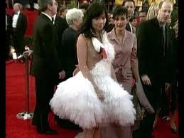 swan dress bjork s oscar swan dress