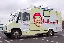 food truck design los angeles the buttermilk truck los angeles food trucks roaming hunger