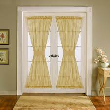French Door Shades And Blinds - blinds french door window treatments decorating ideas for french