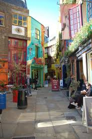 neal u0027s yard one of the most beautiful streets in london england