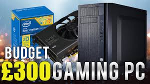best home theater pc best 300 budget gaming pc build runs all games at 1080p youtube