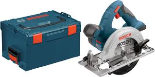 Bosch Saw Bench Ccs180bl 18 V 6 1 2 In Circular Saw With L Boxx Carrying Case