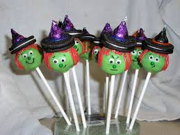Halloween Themed Cake Pops by Today I Deanna Random Cookies
