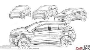 si鑒e auto sport black 目標直指bmw x4 2021年vw 再推兩款全新跨界休旅