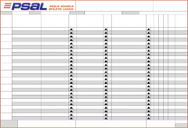 bridge score sheet templates samples forms sample volleyball