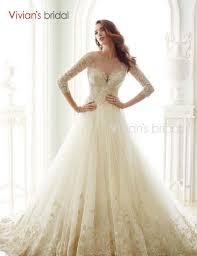 champagne lace mermaid wedding dresses dress images