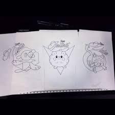 pokemon go sun and moon tattoo designs anime amino