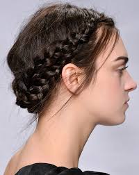 show pix of braid how to do the halo braid on every hair type stylecaster