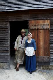 what was life like in the colonial time period colonial america