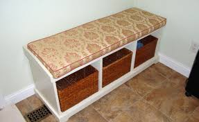 Plans For Building A Wood Bench by Diy Storage Bench Seat Plans Build Corner Storage Bench Seat Build