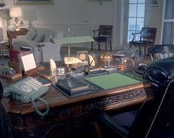 outstanding john kennedy oval office desk the phantom of the