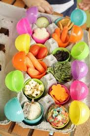 easter egg surprises easter egg lunch