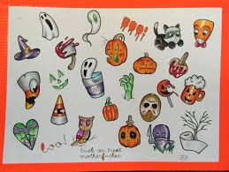 Halloween Usa Locations New England News New Halloween Flash Is Up Off The Map Tattoo