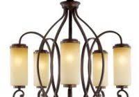 Menards Pendant Lights Patriot Lighting India 1 Light 145quot Oil Rubbed Bronze Swag