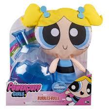powerpuff girls u0027 puff plush bubbles target