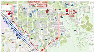 Usc Parking Map Home Socal Pls