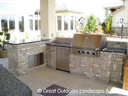 Outdoor Fireplace With Cooking Grill by Outdoor Rock Fireplace Grill Brick Designs With Cooking Grate