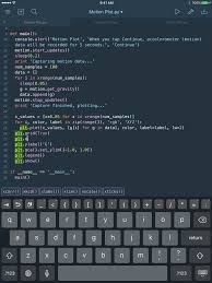 scapy guide pythonista for ios