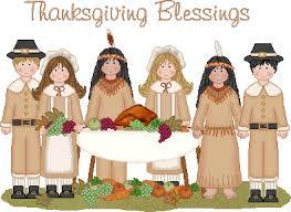 thanksgiving table clipart clipartxtras