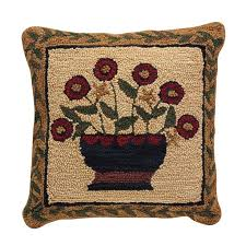 62 best hooked rugs pillows wallhangings images on